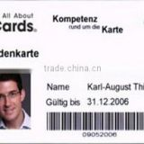 PVC Company Office Employee ID Cards