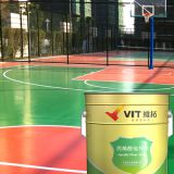 Court floor arcylic paint