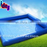 Blue Giant Single Tube Inflatable Swimming Pool