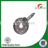 china high quality steel small pinion gear for tricycle