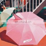 RPET newly arrived pink/large/leisure umbrella