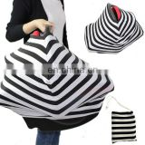 multi shopping cart cover breastfeeding nursing cover scarf car seat canopies cover