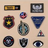 Hats Clothes Custom iron-on patch, excellent colorful iron-on patch