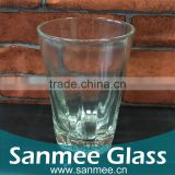 Wholesale Special Design Glass Drinking Snack Cups