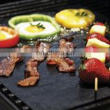 China factory grill baking mat, non-stick glass fiber cookie mat for oven baking
