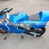 2-Stroke 49CC Pocket Bike CE Approved