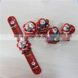 Cartoon Kids Slap Band Watches in PVC