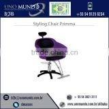Elegant Style and Designer Made Chair to Increase Beauty of Salon