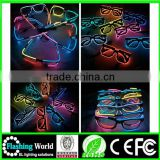 newest High brightness led shutter glasses