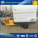 CLW1110SQX small road cleaning truck electric type