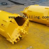 Double cut Rock Drilling Bucket