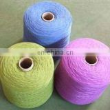 high quality cashmere / silk blended yarn