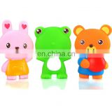 Custom create your own bath toy,safe bath toy animal for baby,OEM plasic vinyl safe bath toy