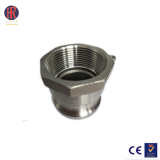 Camlock Groove Hose Stainless Steel Fitting