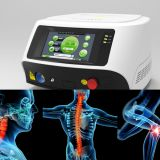 High Density Back Pain Laser Therapy Machine With GaAlAs Diode Laser 0.2Hz- 50KHz