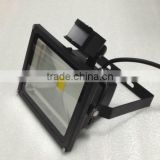 High Power 40w outdoor pir flood light led