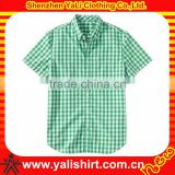 custom men gingham <b>oxford</b> <b>shirt</b>