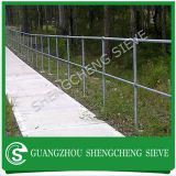 Cheap price garden ball fence hand rail