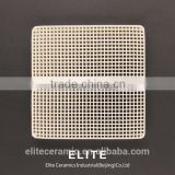 81*81*18.5 High Corrosion Resistance Ceramic honeycomb Filter mesh