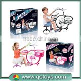 Musical Instrument Toy Jazz Drum Kids drum set QS150806067