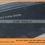 Black Galaxy Granite / Golden Start Granite