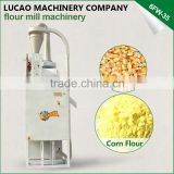 Industrial electric manual small animal feed grain soya bean rice wheat maize corn grinder