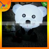 Koala rechargeable desktop LED Lamp, New cartoon night light. Table Lamp with the USB charging line.