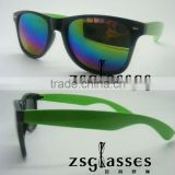 sunglasses with rainbow lens/custom made sunglasses/custom logo sunglasses                                                                         Quality Choice