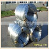 BWG18 galvanized iron wire /hot dipped galvanized binding wire