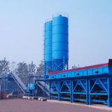 WBZ600 stabilized soil batching plant (mixing station) price in road construction