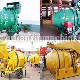 JZC350 friction roller mixer for sale