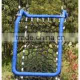 round garden swing metal swing for children net swing garden swinging chairs