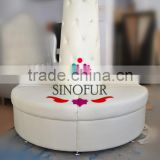 round sofa wedding furniture