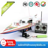 2.4Ghz High Speed remote control Racing Boat for sale