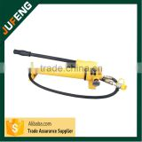 hydraulic hand pump press CP-700-2 pistoni idraulici con pompa manuale