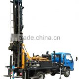 KW20 deep water drilling rig and truck mounted water well drilling rig for sale