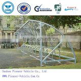 2014 outdoor bike shelters(ISO,TUV,SGS approved)