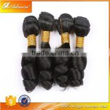 Tangle and Shedding Free 100% Loose Wave Human Hair Bulk Extension Brazilian Virgin 100% Human Hair Extension on Sale