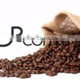 Robusta Roasted Coffee Coffee Beans Bulk Packing