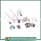 Fashion beauty jewelry set toy is hot selling