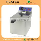 Professional Stainless Steel Electric Deep Fryer without oil/industrial fryer