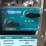 R600/R600A solvent recycling machine power tools recycle equipment of refilling machines CMEP-OL