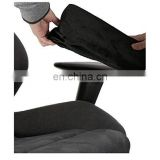 Washable with Invisible Zipper Chair Armrest Pads Memory Foam