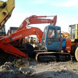 8-12ton  used Hitachi ex120 mini excavator for sale