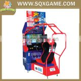 Macao coin operated racing game with low price