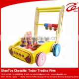 2015 New model wooden baby walker wholesale