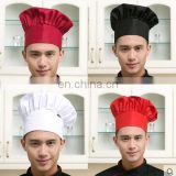 Cotton breathable chef hats