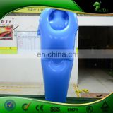 Custom Inflatable PVC Sleeping Bag/Sleeping Sack/Fleabag At Factory Price