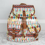 2016 customzied new design children girls school bags
