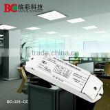constant current 350mA -2700mA push dim or 1-10v led dimming driver
